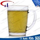 300ml에 의하여 자격이 되는 분명히 새겨진 유리제 물 컵 (CHM8178)