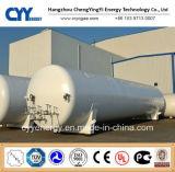 Serbatoio criogenico industriale dell'argon dell'azoto dell'ossigeno liquido di pressione bassa