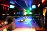 Ruelle de bowling à la maison ou voie privée de bowling