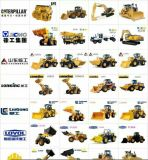 Macchina della costruzione di XCMG pezzi di ricambio della gru Qy20b del camion da 20 tonnellate