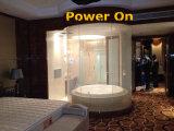 Film sec électrique pour la glace sèche d'intimité du constructeur