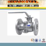 Válvula de esfera da flutuação do aço de molde
