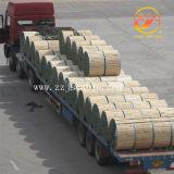 cabo isolado PVC de cobre de Wirecontrol do cobre da bainha do PVC do condutor 450/750V
