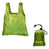 Nome Printable seu saco de compra Foldable do poliéster do tipo (HM-FB-05)