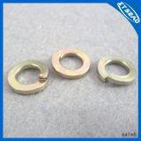 Rondelle à ressort/rondelle plate d'en cuivre/rondelle rondelle de fer/en aluminium