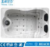 Baquet portatif de STATION THERMALE de massage de personnes de la qualité 2 de Monalisa (M-3374)