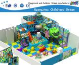 큰 파란 바다 판매 (H14-0910)를 위한 재미있은 테마 파크 연약한 운동장
