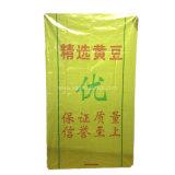 Saco tecido PP transparente de China do Sell quente