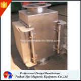 Tubo rettangolare magnetico permanente di rimozione del ferro di rendimento elevato