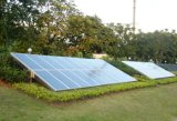 5kw de zonnediePost van Systam van de Generator van de Macht van de Module voor van de Elektriciteit van het Net wordt gebruikt