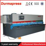 De hydraulische Scherpe Machine QC12y-12*5000 van de Plaat van /Metal van de Scheerbeurt van de Straal van de Schommeling