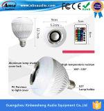 Preiswerter Preis! Glühlampe-Lautsprecher der Alibaba site-L2 Bluetooth der Farben-LED