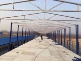 ISO 기준 강철 Prefabricated 주택 건설
