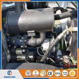 Mini chargeur compact de roue du chargeur 800kg de ferme à vendre