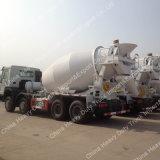 Camion de réservoir de la colle d'Alibaba Sinotruk HOWO 12m3|Camion-citerne aspirateur de mélangeur concret