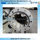 Válvula fazendo à máquina da peça do CNC dos componentes mecânicos