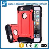 Caisse dure de téléphone de Sgp de marchandises générales de détaillants pour l'iPhone 7/7 positif
