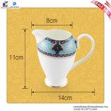 De Kop van de Koffie van het Porselein van het Been van het Type van Europa met een Kostuum van de Hoogwaardige Kop van de Koffie van de Verf Ceramische