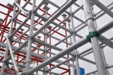 Система лесов форма-опалубкы конструкции ремонтины Ringlock замка кольца