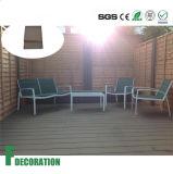 Decking ao ar livre composto de WPC para a decoração do jardim/jarda
