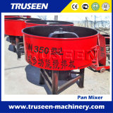 Easy Operate Small 350L Pan Concrete Mixer
