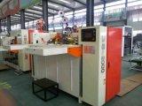 Máquina de empacotamento de alta velocidade Semi automática para a caixa Stitiching da caixa