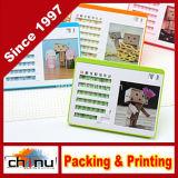 Calendario de papel impreso aduana (4310)