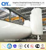低圧の液体酸素窒素のアルゴンの貯蔵タンク