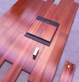 Plancher en bois Philipine personnalisé d'étage conçu par 14mm/1.2mm