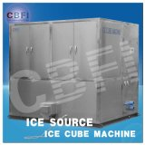 Cbfi Edible Ice Cube Machine für Resturant, Hotel, Bars