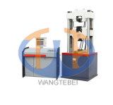 Equipo de prueba extensible de la barra de acero de la máquina de prueba de la barra de acero
