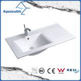 Einteiliges Badezimmer-Bassin und Countertop-Wanne (ACB7790)