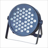 42*1W Plastic Flat PAR Light RGBW Stage Light СИД PAR Light