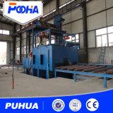 Granaliengebläse-Maschine für Edelstahl-Fluss-Stahl