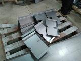 Máquina de dobra de aço hidráulica do freio 250t/5000 Delem Da66t/da imprensa do CNC