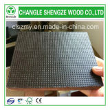 1220X2440mm Anti-Slip Black Film Faced Plywood