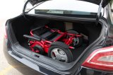 heller Falz-elektrischer Strom-Rollstuhl des Flughafen-250W