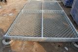 사용된 금속에 의하여 직류 전기를 통하는 필드 고품질 체인 연결 담