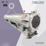 プラスチック管の生産のラインHDPEのガスまたは配水管の放出ライン