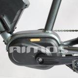 Bici eléctrica de la MEDIADOS DE del mecanismo impulsor de Bafang del motor 1000W montaña gorda del neumático para la venta