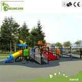 Equipamento ao ar livre Disabled do campo de jogos para miúdos