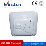 Steuerung 2-Position mit Fühler-elektrischem Fußboden-Heizungs-mechanischem Raum-Thermostat (WST-6000)