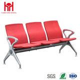 中間のハンドルが付いている安く3 Seaters PU空港椅子