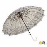 女性のためのまっすぐな傘