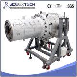 Máquina de extrudado del tornillo del doble del tubo de UPVC