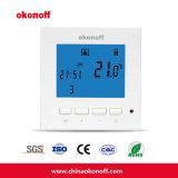 HVAC部屋のプログラム可能な温度のヒーター制御サーモスタット(S430PE)