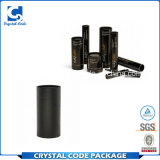 Beste Qualitätsglänzendes kosmetisches Papiergefäß