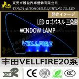 LED 차 자동 램프 번호판 빛 로고 빛