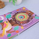 La coutume d'approvisionnements d'école badine le livre de coloration, impression de livre de coloration