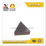 Piezas insertas que muelen cementadas del carburo de tungsteno (TPKN2204PDR) para las herramientas de corte de máquina